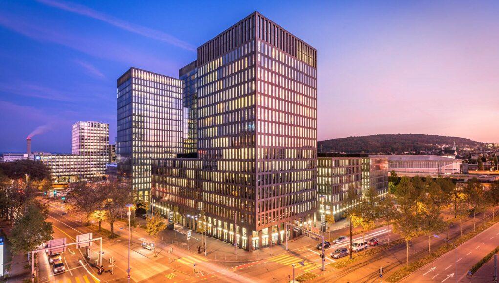 Credit Suisse Tower Oerlikon, Zürich @ Mallaun Photography