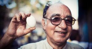 The Omelette Man - Indiens berühmtester Koch © Mallaun Photography