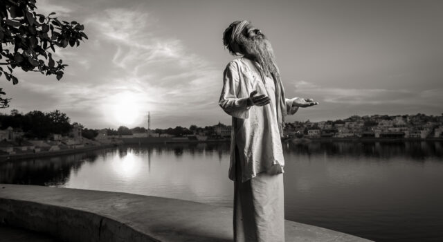 Naga Baba in Pushkar © Mallaun Photography