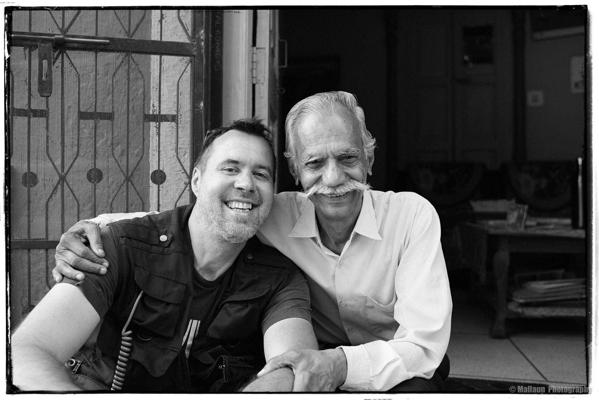 Markus Mallaun und Shivji Joshi @ Mallaun Photography