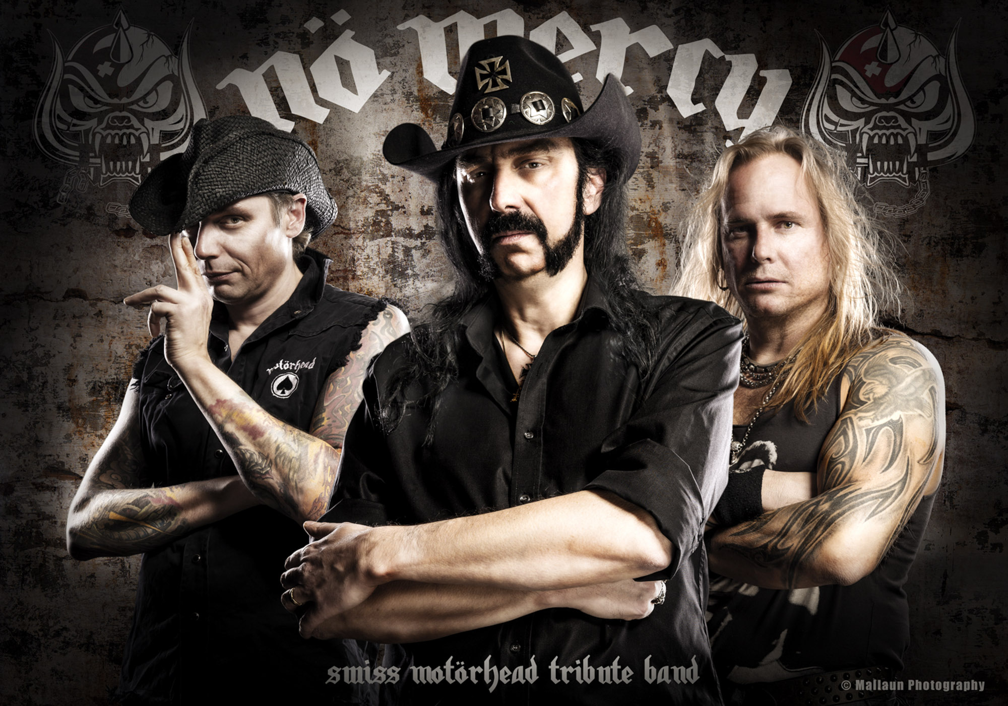 Motörhead Cover Band © Mallaun Photography