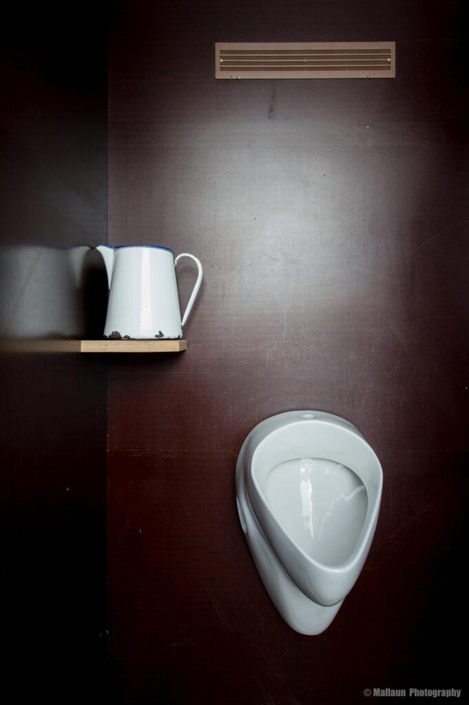 Einfache Verhältnisse, aber funktional © Mallaun Photography