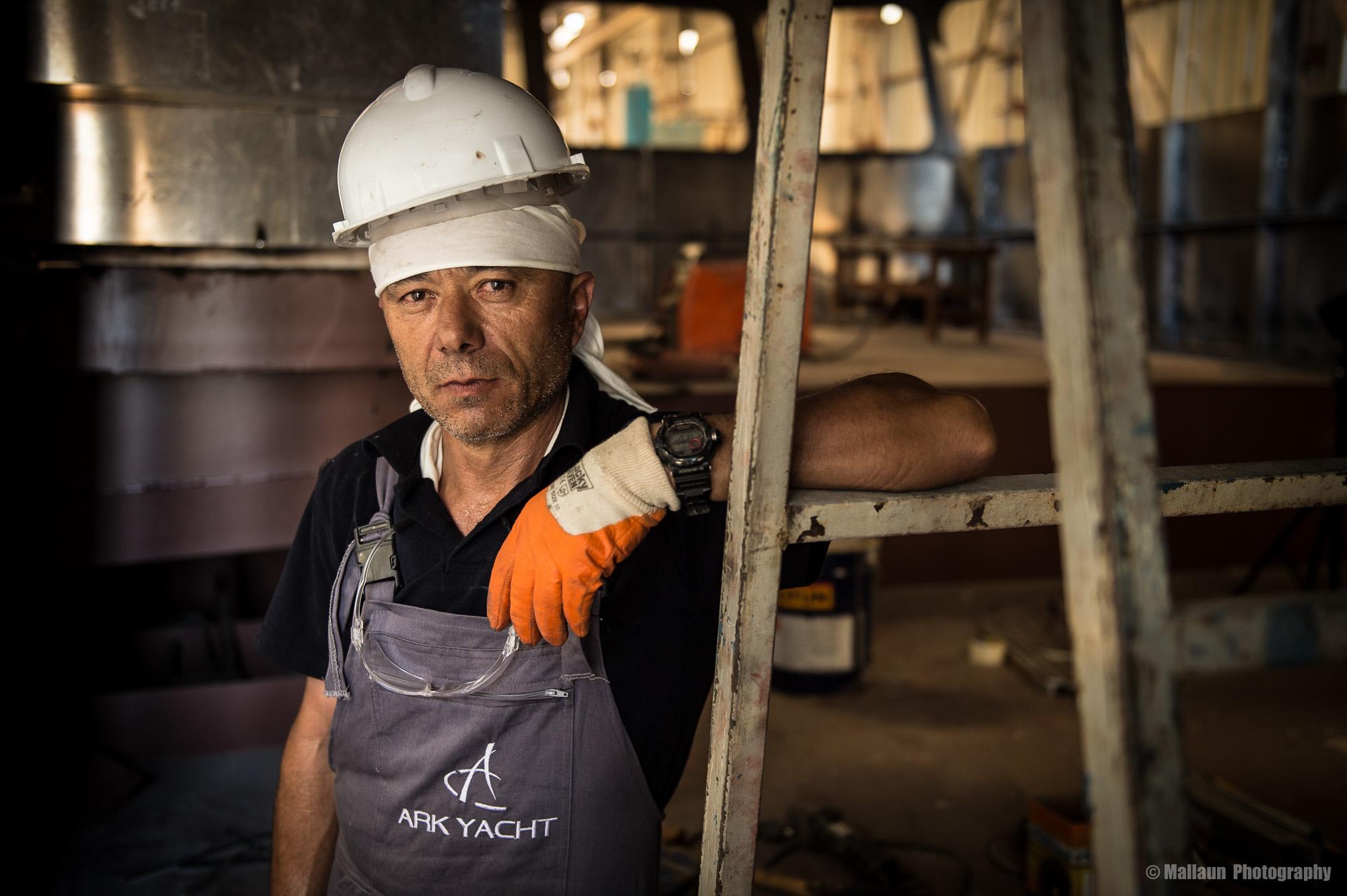 Arbeiter der Art Yat © Mallaun Photography