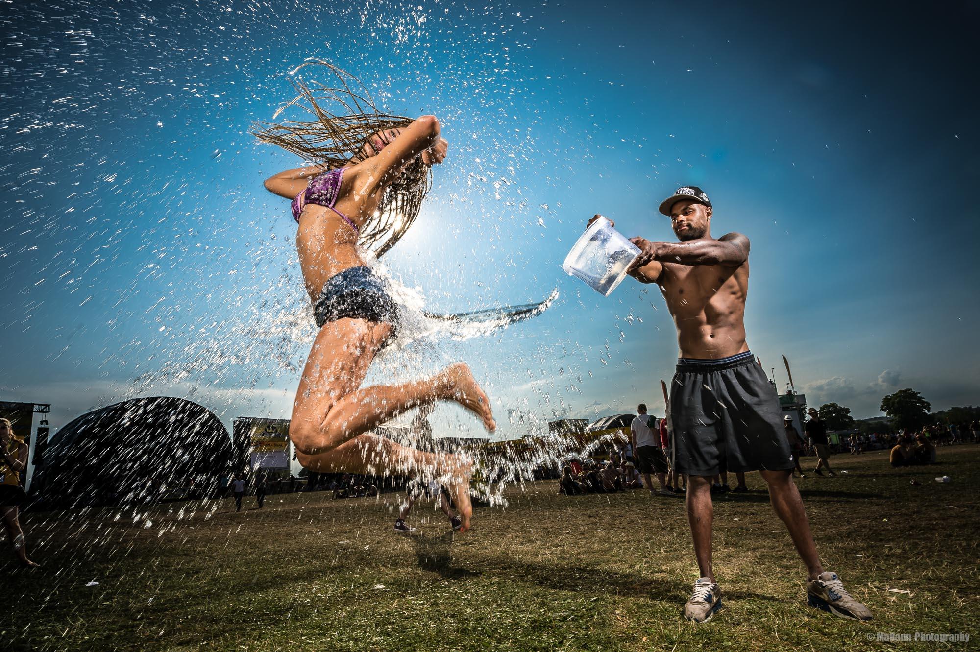 Wir lieben Wasser © Mallaun Photography