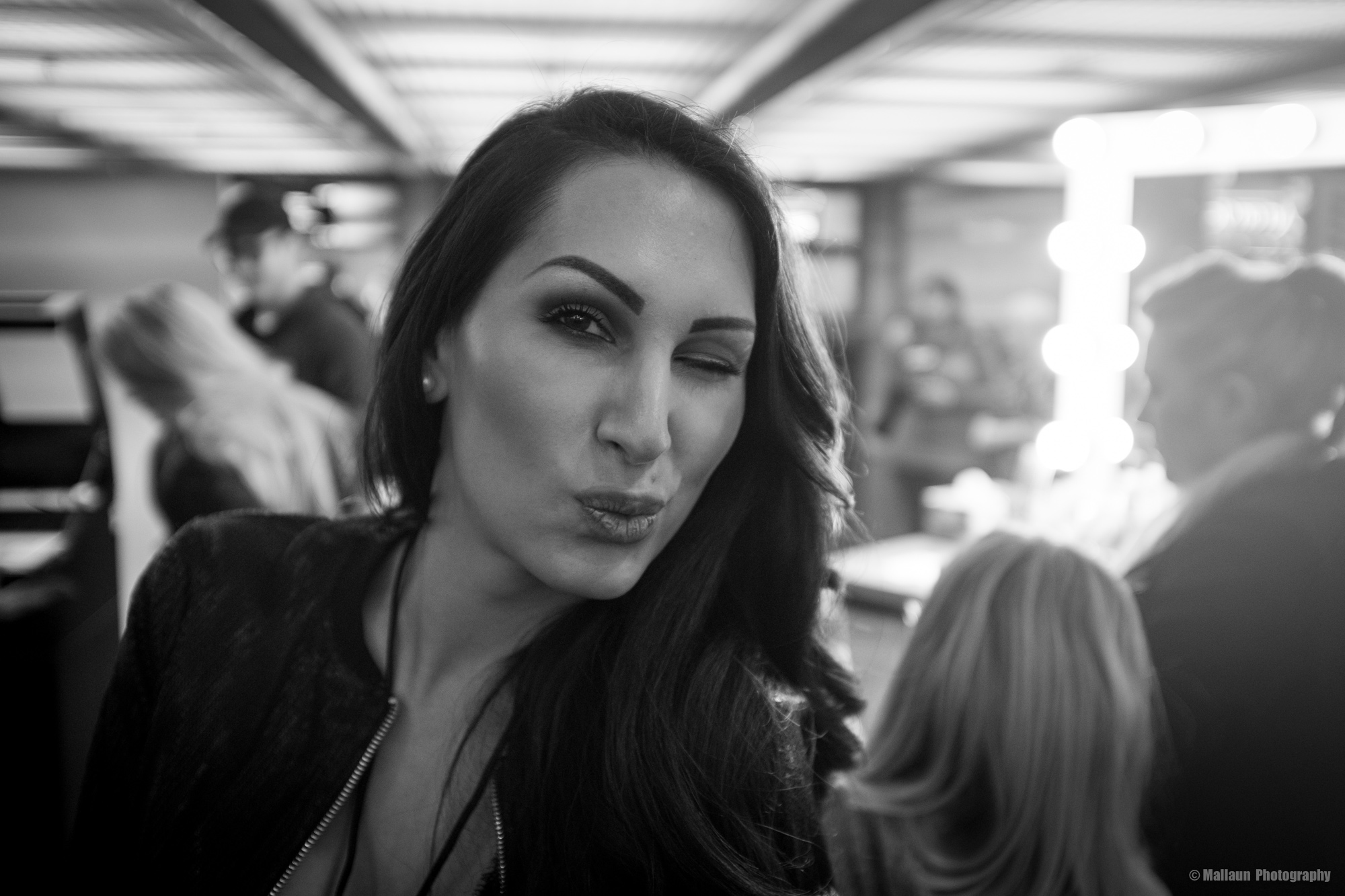 Youtube-Star Ciara Tiara an der Tubecon © Mallaun Photography