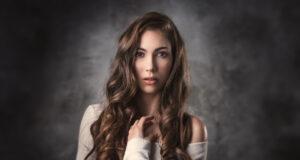 Beauty-Shooting mit Lara von Känel © Mallaun Photography