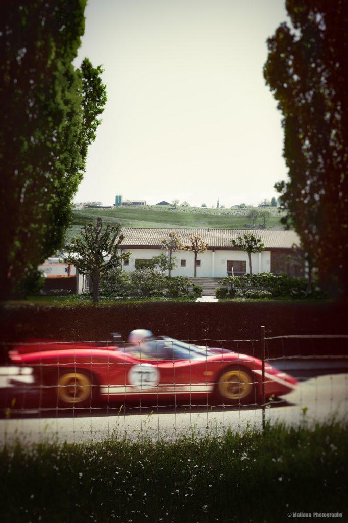 Fiat Abarth 2000 Sport SE 010, 1968 © Mallaun Photography
