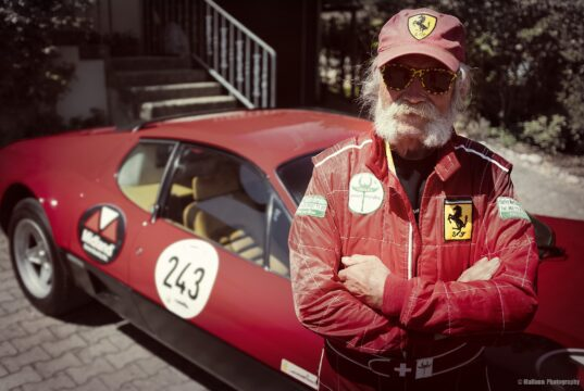 Ernesto Delgado, Ferrari F 102 BB/512, 1979 © Mallaun Photography