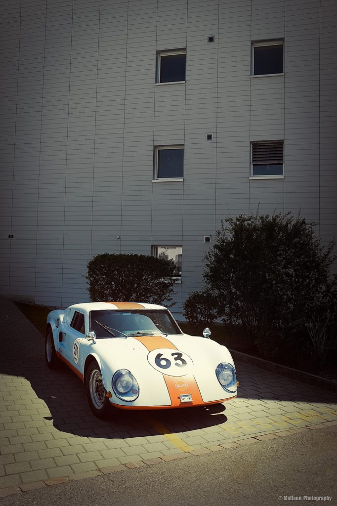 VW Porsche AZ Tech 1964 © Mallaun Photography