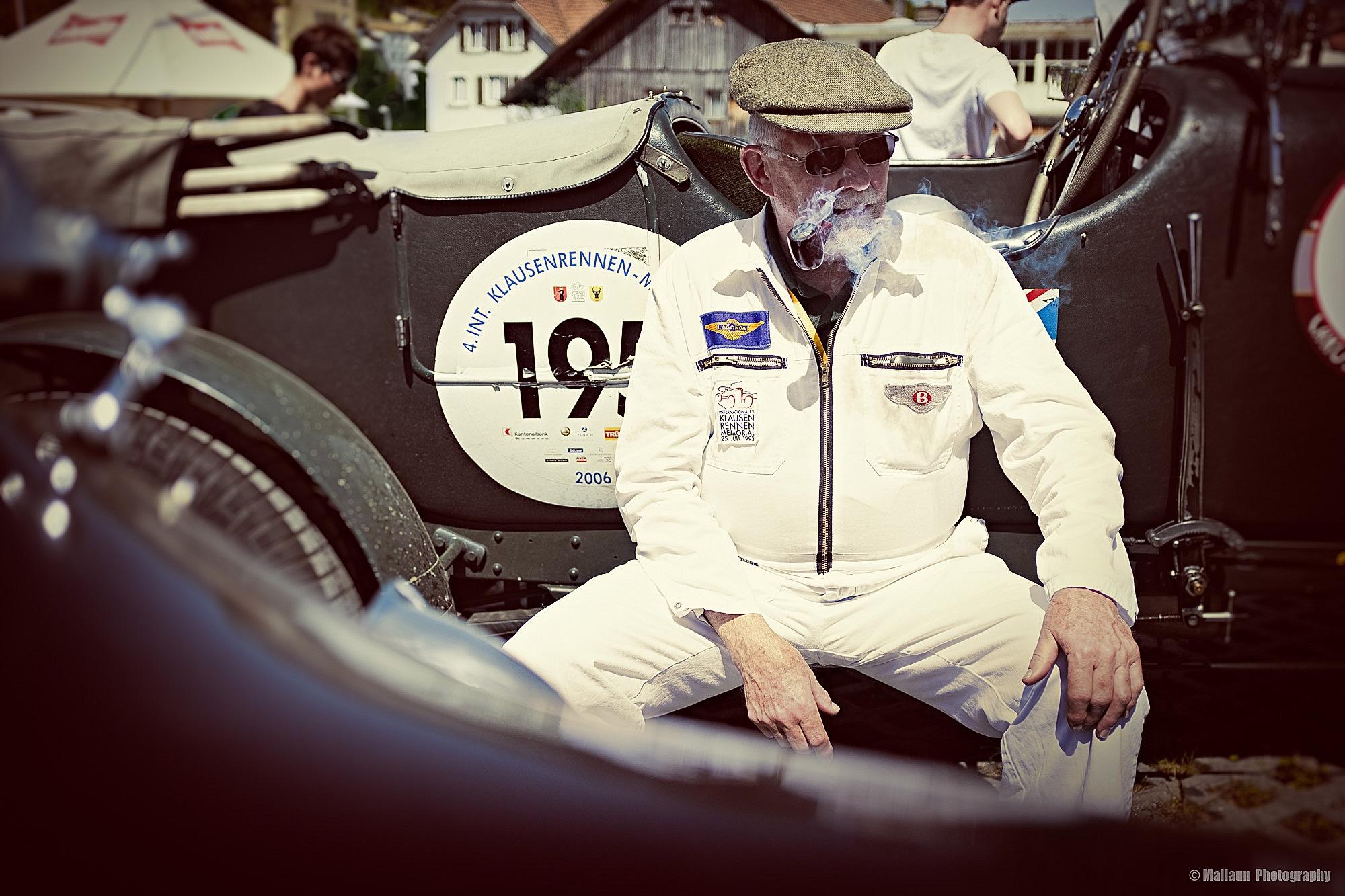 Bentley 1 Le Mans 1929 © Mallaun Photography