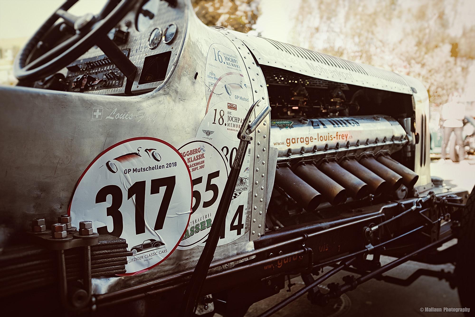 Gaggenau-Rolls Modell 17, 1934 © Mallaun Photography