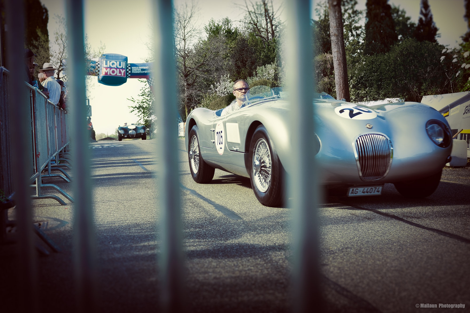 Jaguar C-Type Proteus, 1956 © Mallaun Photography