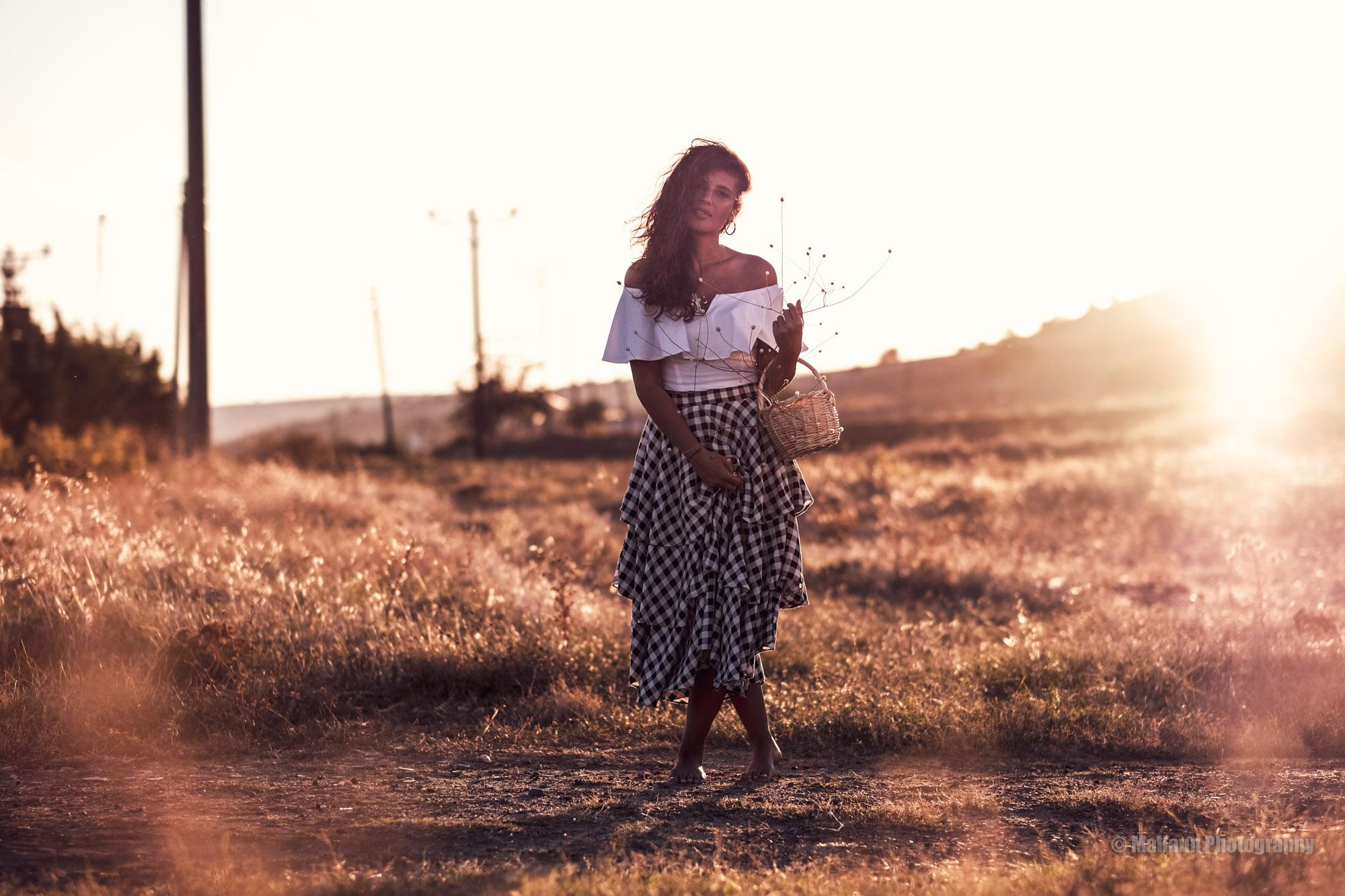 Model Pervin Büşra Doğanay © Mallaun Photography