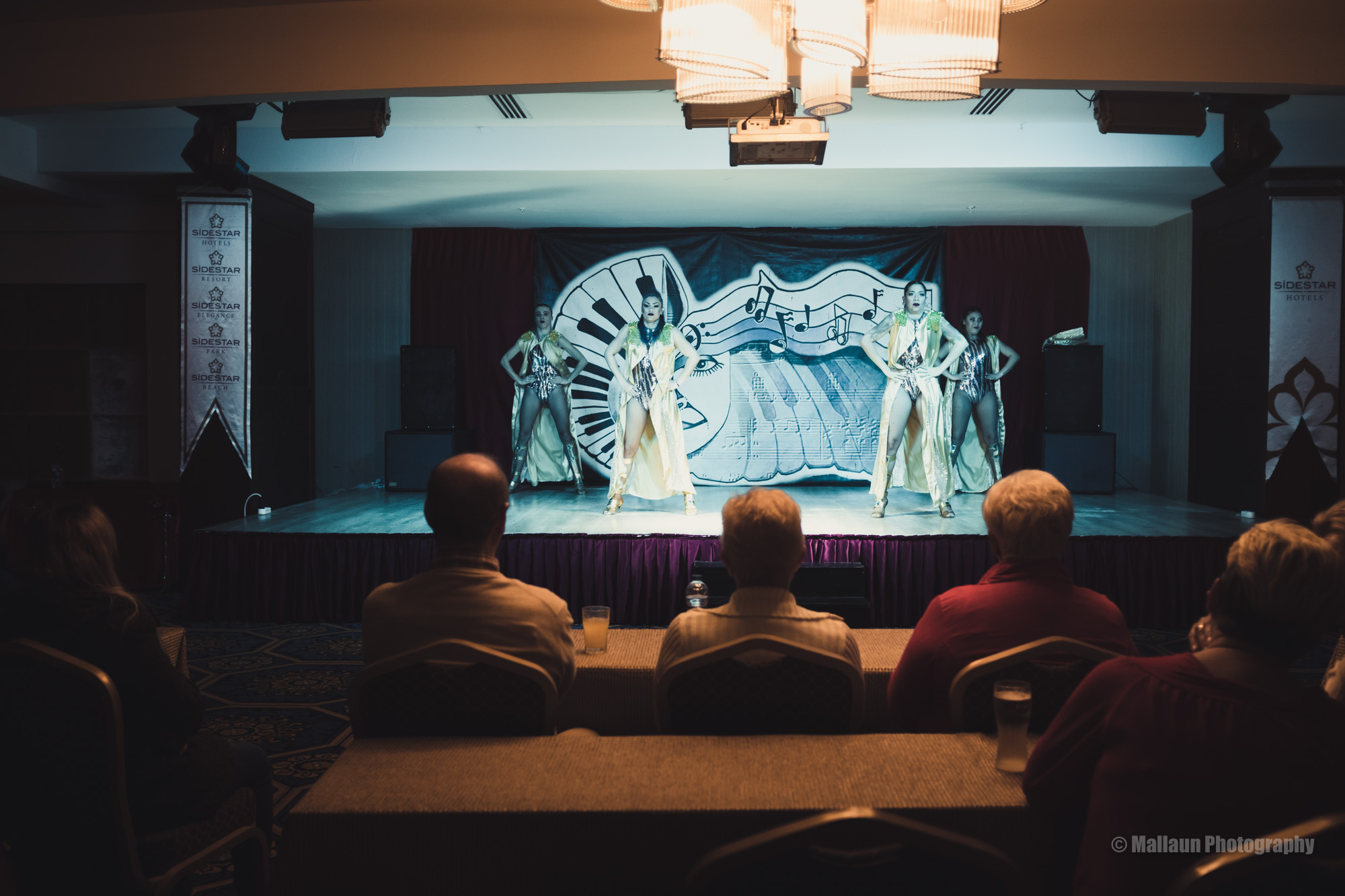 Die ultimative Hotel-Show im Rentnerparadies © Mallaun Photography