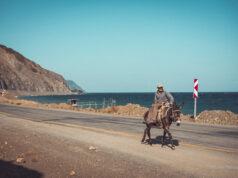 Mensch auf Esel © Mallaun Photography