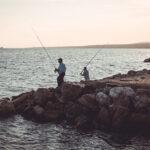 Fischer im Abendlicht © Mallaun Photography