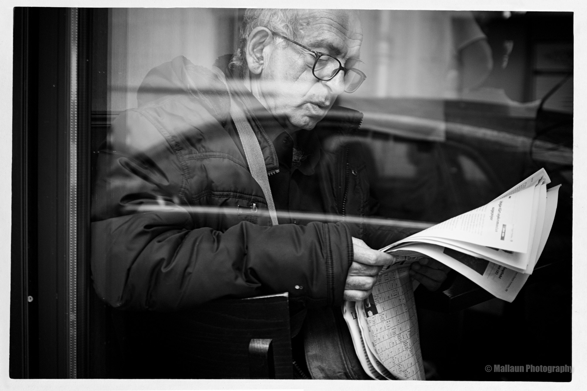 Street Photography Paris © Mallaun Photography