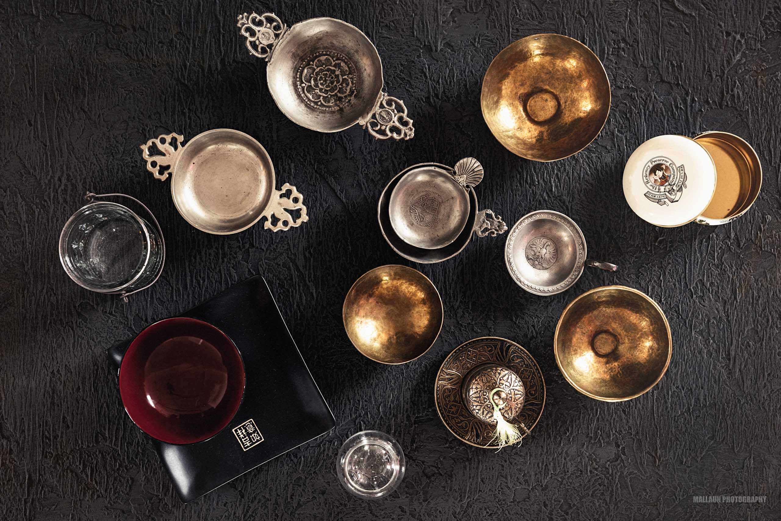 Props & Accessoires (Schalen) Teller for Food Photography